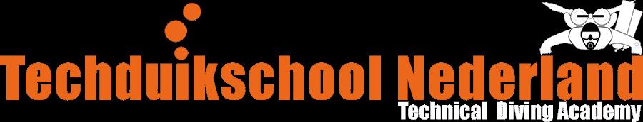 Techduikschool Nederland Logo